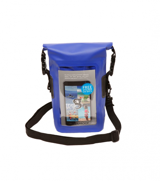 Waterproof Coxswain Bag Royal Blue